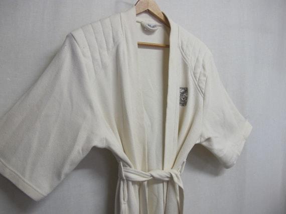 Cotton Spa Robe Hotel Robe One Size Robe Beach Cov