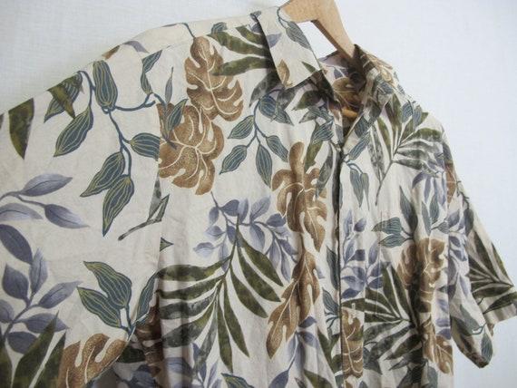Tori Richards Hawaiian Shirt Aloha Shirt Tropical