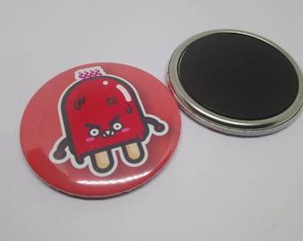 56mm illustration candy magnets