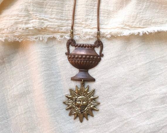 Magick Vessel Necklace