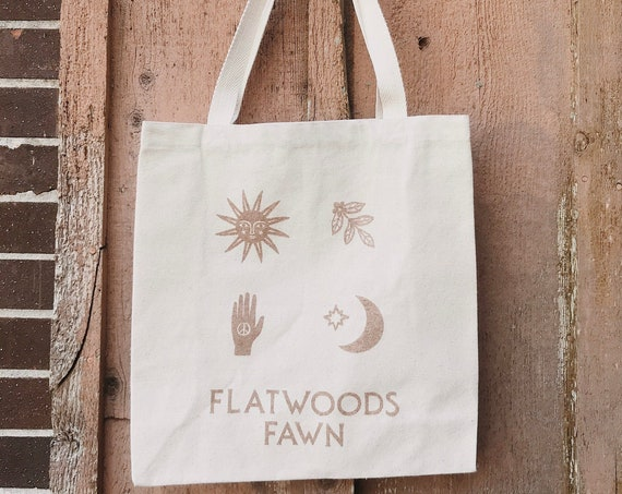 Flatwoods Fawn Tote Bag