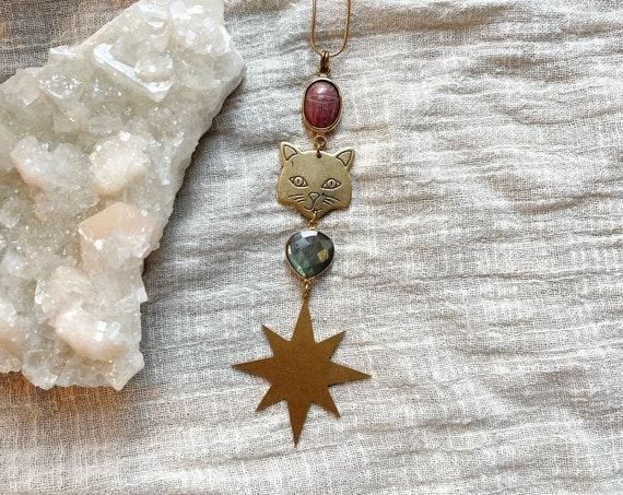 Cat Worship Necklace