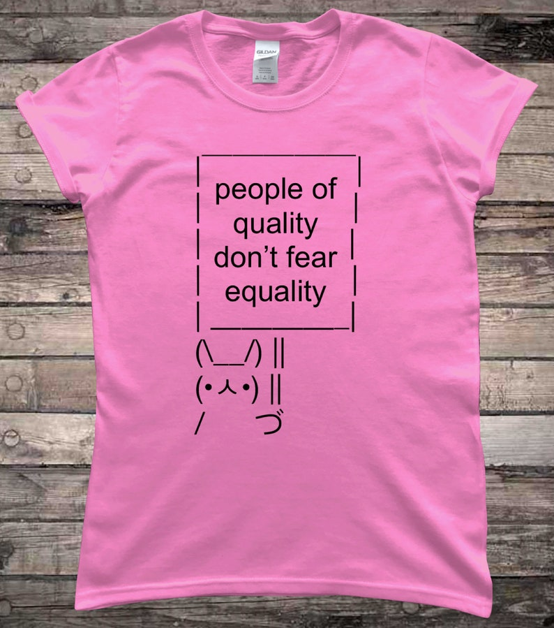 25eb4a19 Womens Rights are Human Rights Sign Bunny Feminism Ladies   Etsy