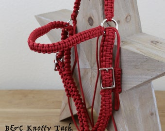 Full Cobra Weave Bridle