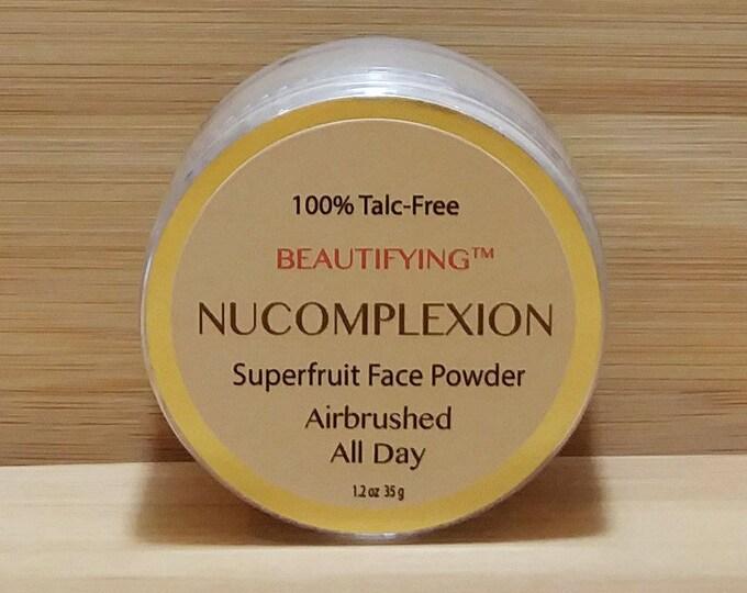 BEAUTIFYING™ Face Powder - 100% Talc-Free - Superfruit™ & Botanical Formula