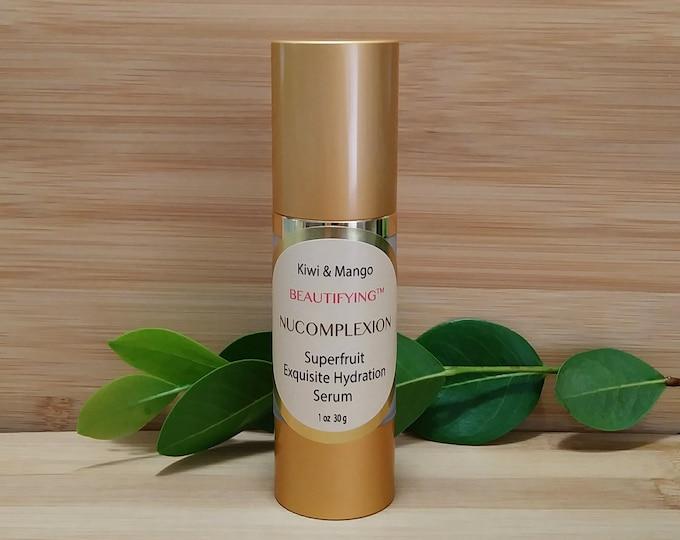 BEAUTIFYING™ Serum, Mango & Kiwi Exquisite Hydration Formula, Antioxidant Blend with Skin Plumping Superfruits™ 30 mL