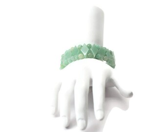 Aventurine Stretchy Bracelets