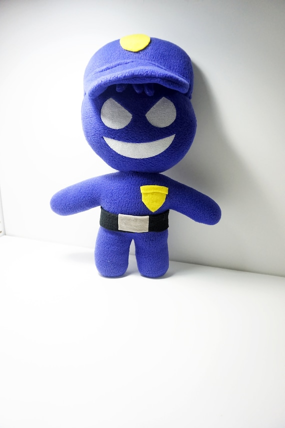 not for christmaspurple guy plush five nights at etsy