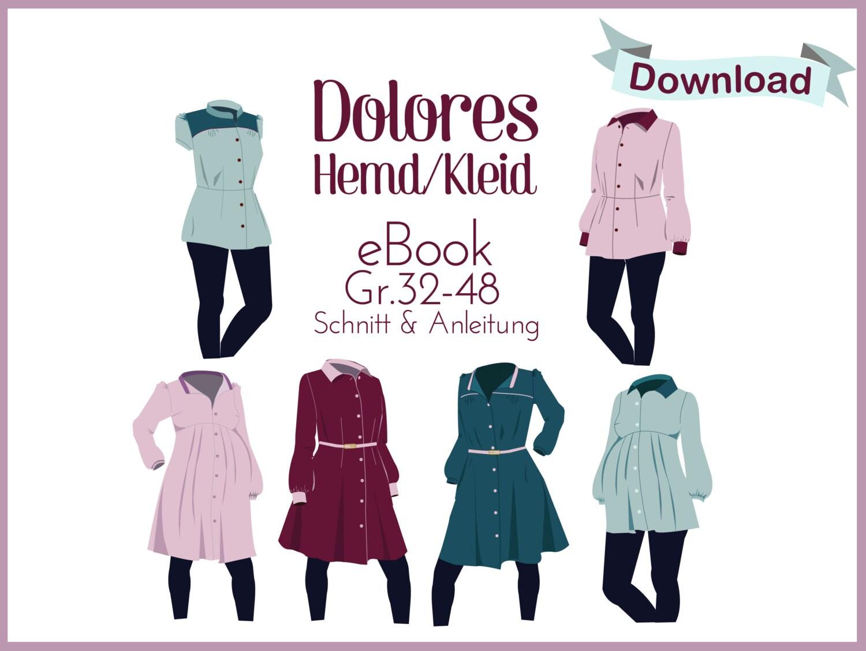 eBook Dolores shirt/dress