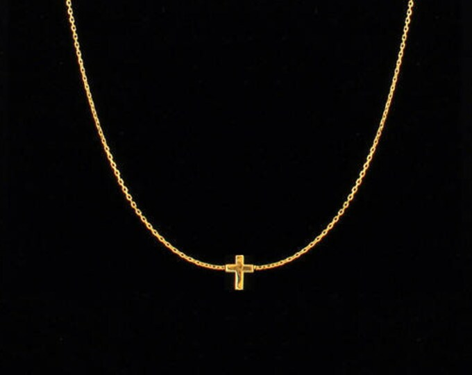 Cross Necklace, New Year Gift, New Style, Happy New Year