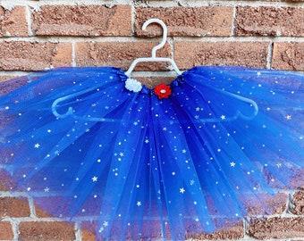 4th of July Tutu Patriotic Tutu 4th of July Skirt Holiday 4th of July Patriotic Wear Red White Blue Tutu Newborn Tutu American Tutu