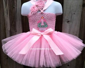 NEW PROMOTION-1st birthday 5 layers tutu dress first birthday outfit baby pink dress 1st birthday outfit cash smash tutu princess tutu skirt