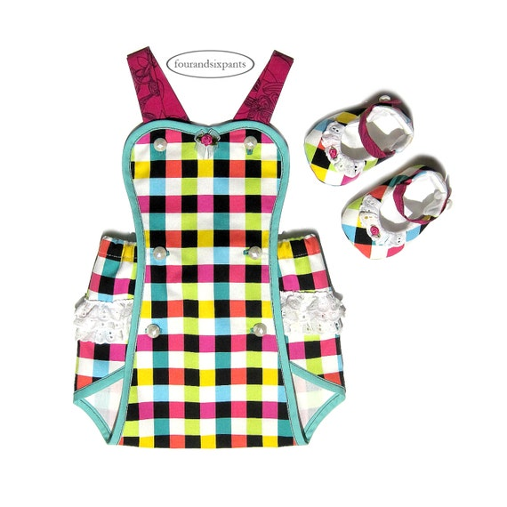GORGEOUS BABY GIRL SUMMER ROMPER DRESS SIZE 000 FITS 0-3M *NEW *GIFT