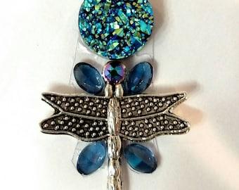 Dragonfly Crystal Bindi