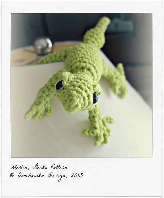 Gecko Amigurumi