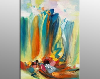Abstract Painting, Abstract Art, Oil Painting, Canvas Art, Large Oil Painting, Oil Painting Abstract, Large Painting, Canvas Painting, Art