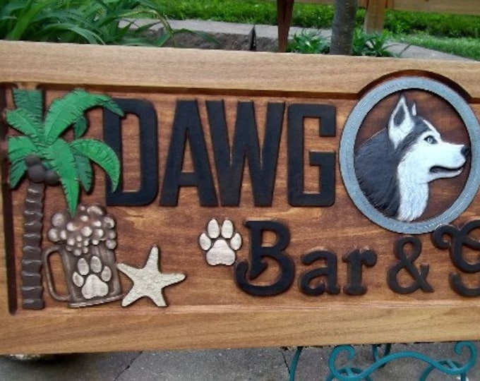 Dawg Paws Bar & Grill