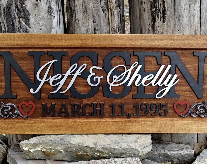 Bridal Show SALE !!!! Wedding, Anniversary Plaque !!!Free shipping!!!!!!