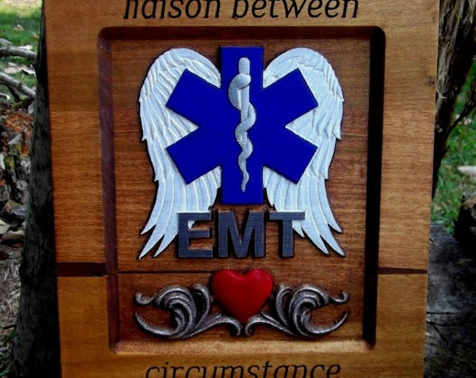 EMT Plaque