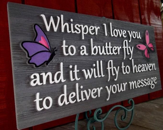Whisper, I Love You