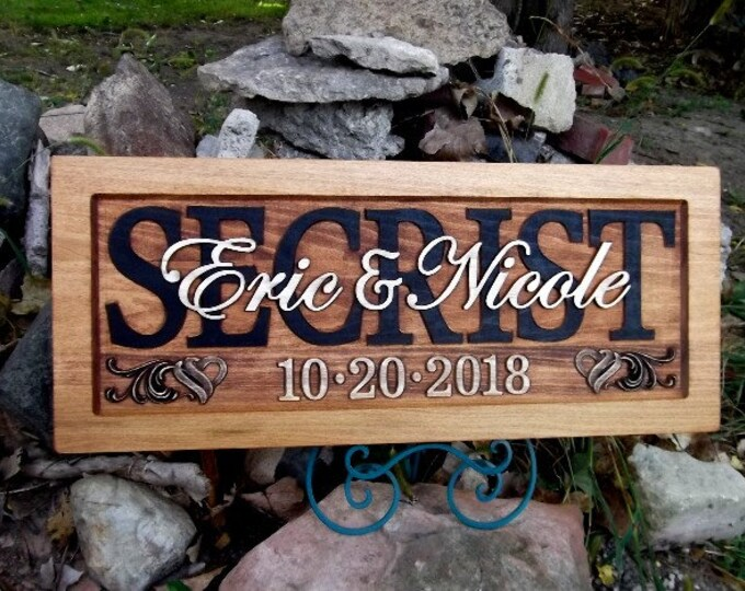 Wedding, Anniversary Plaque