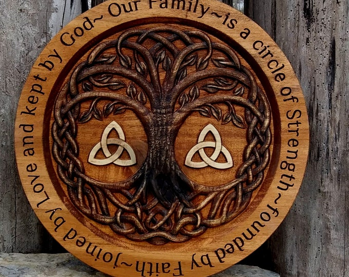 Our Family / Family plaque / Tree of Life