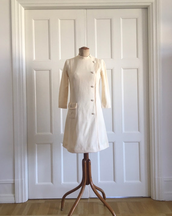 60s a-line mod dress