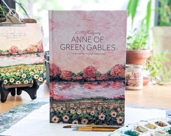 ILLUSTRATED Anne of Green Gables by LM Montgomery, Illustrated by Haleigh DeRocher ***Pre-Order***