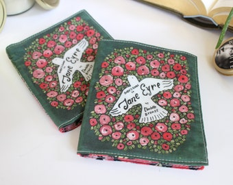 Baby's Guide to Jane Eyre // Fabric Book