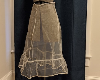 E- Pattern: Very Easy Crinoline, 1947-1957 (sizes 21-51)