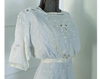 E- Pattern: Bessie Shirtwaist, 1910-1915 (sizes 20-28)