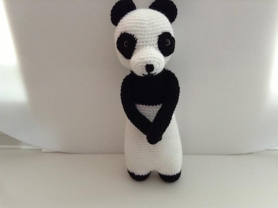 Cuddle Me Panda amigurumi pattern - printable PDF – Amigurumi ... | 426x570