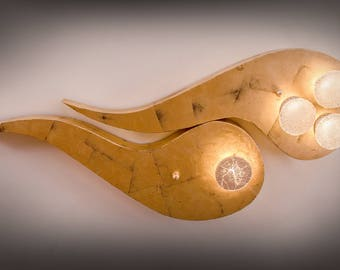 """LIGHT SOURCE Collection """"Sperm of Adam"""" Ceiling or Wall Light"""