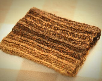 Glitter Whippet snood. dog neck wear, neck warmer, crochet, handmade