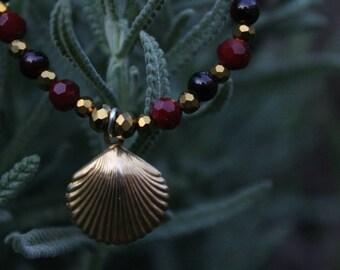 Royal Children's Seashell Bracelet