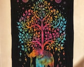 Elephant Wall Hanging - Heal Your Home Collection