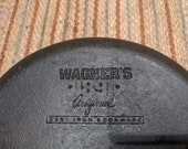 Wagner 39 s 1891 original Dutch oven with PYREX lid