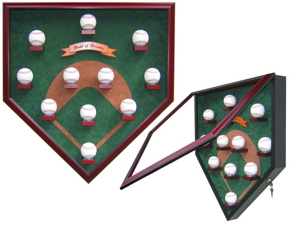 My Field of Dreams Display Case - Modern Edition