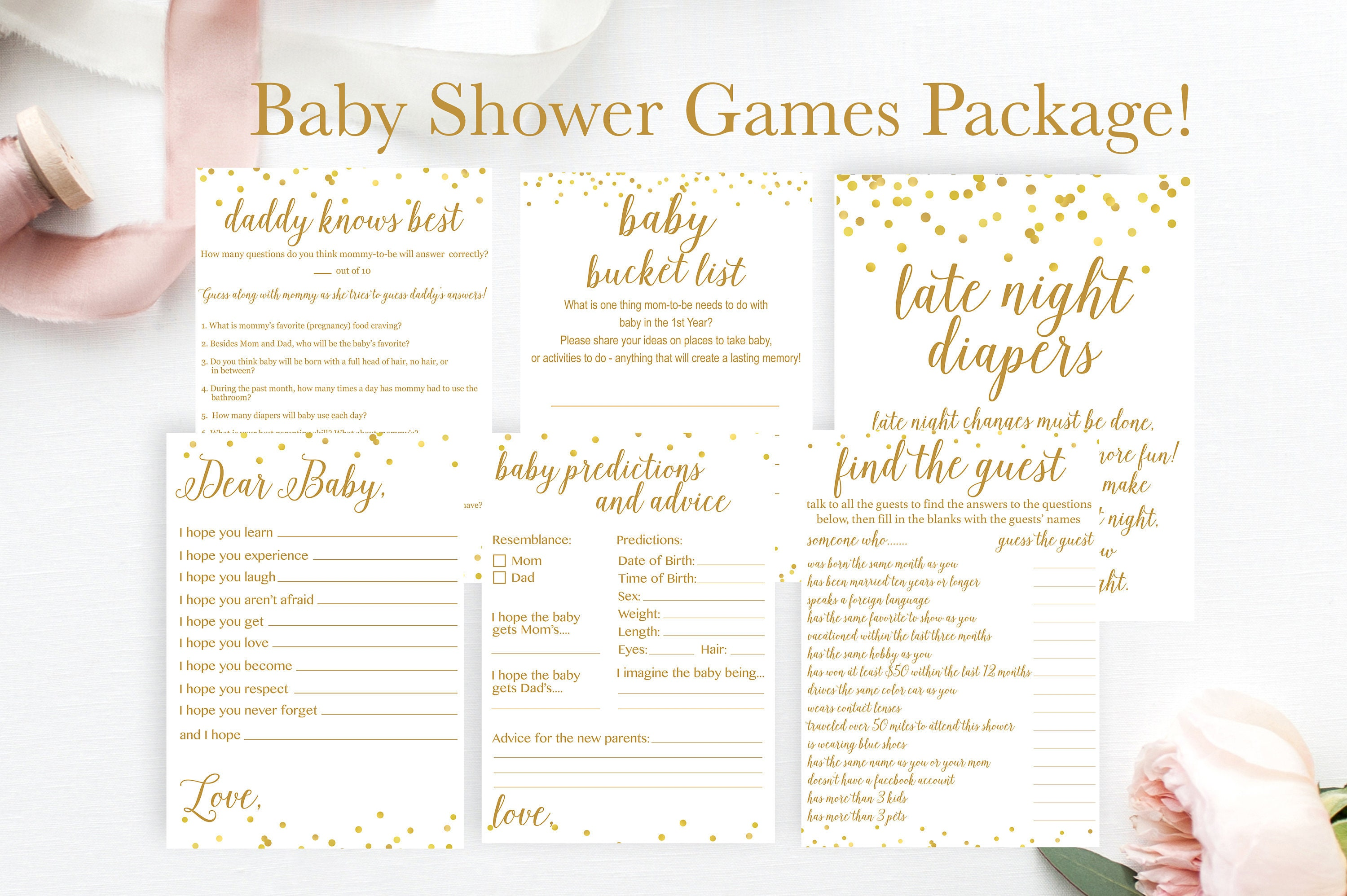 Imgenes De Things To Do At A Baby Shower Besides Games