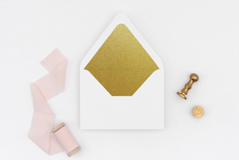 Enveloppes De D Invitation Avec Enveloppes A7 Doublures De