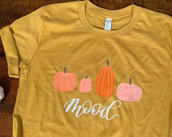 Pumpkin Shirt, Pumpkin Tee, Cute Fall Shirt, Fall T-shirt, Pumpkin Patch, It's Fall Y'all, Thanksgiving Tee