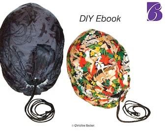 PDF Ebook Tutorial and Pattern Helmet Bag
