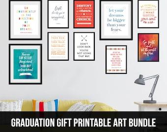 Graduation Gift Art Bundle