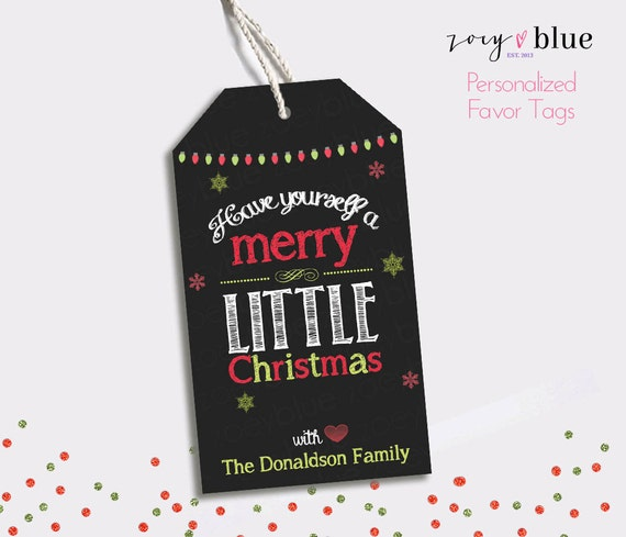 chalkboard christmas gift tags personalized hang tags chalkboard