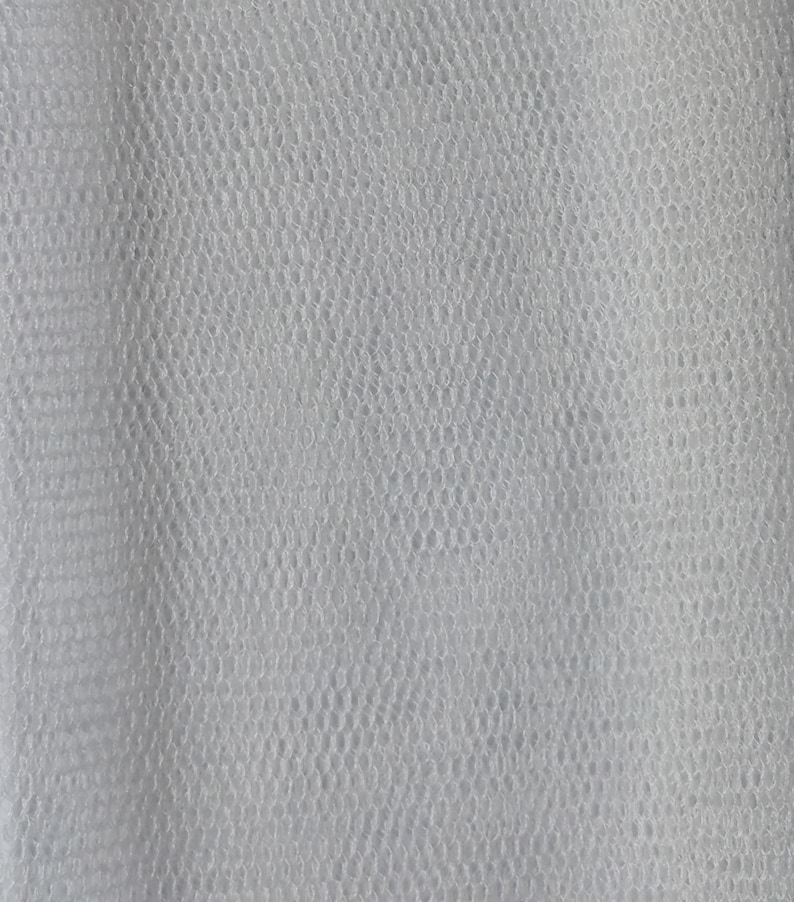porcelaine priced per yard 100/% French silk tulle