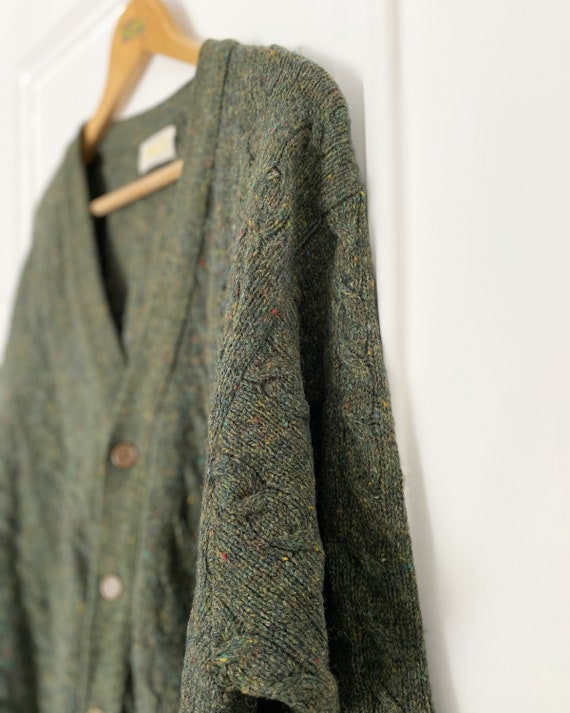 Vintage United Colors of Benetton Shetland Wool Gr