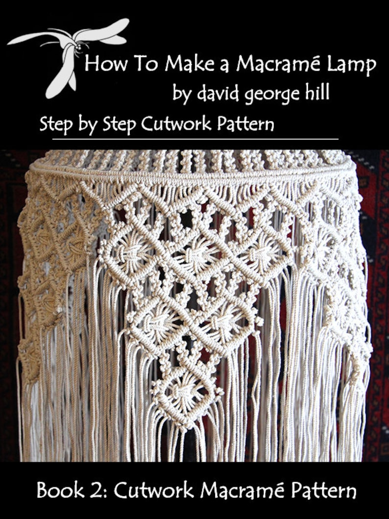 Step by Step  Cut Work Pattern Lamp image 0