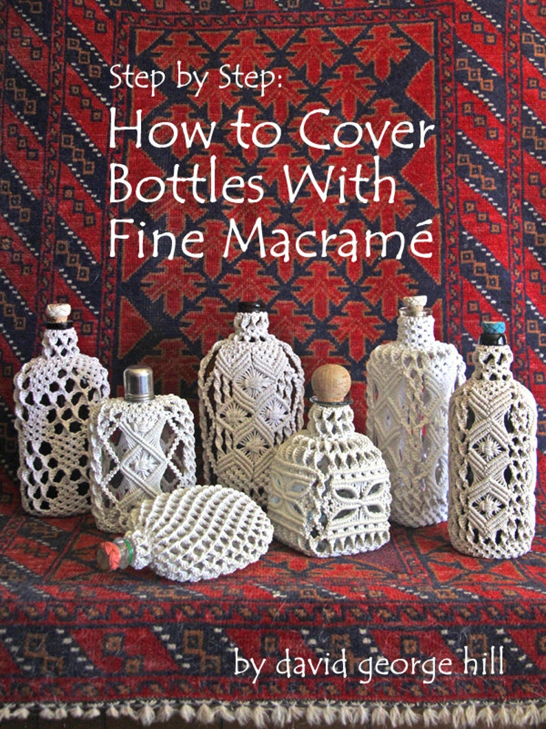 Step by Step: How to Cover Bottles With Fine image 0