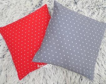 Pillowcase,2 PIECES ,handmade,hand crochet,home decor, designer,shabby chic,sewn,gift,paris,kitchen decoration