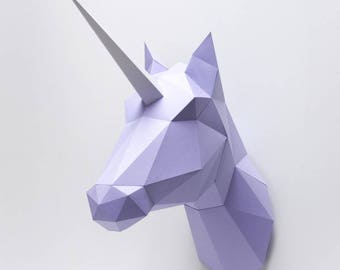 Paper Horse / Unicorn Folding Kit
